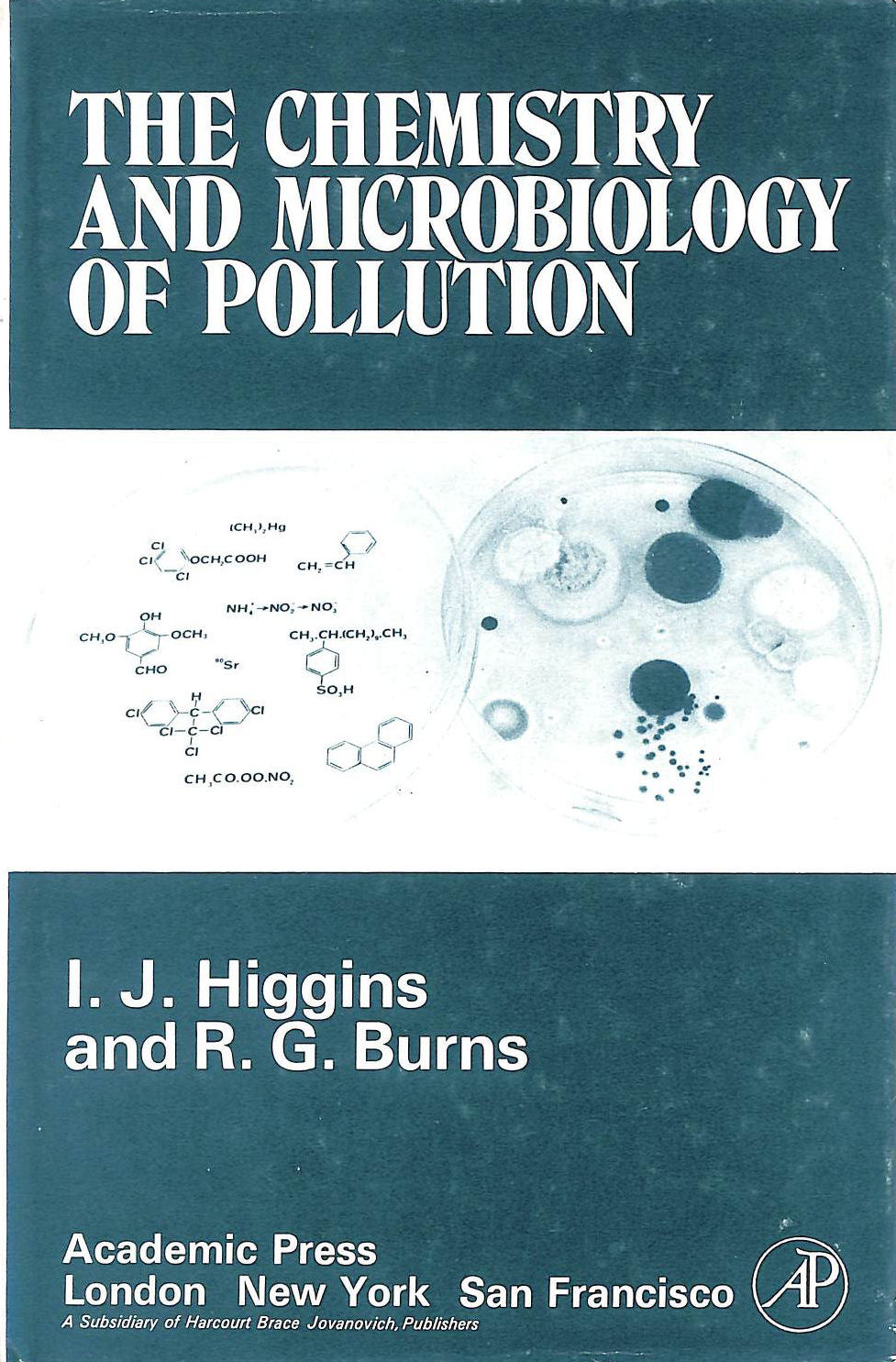 Image for Chemistry and Microbiology of Pollution