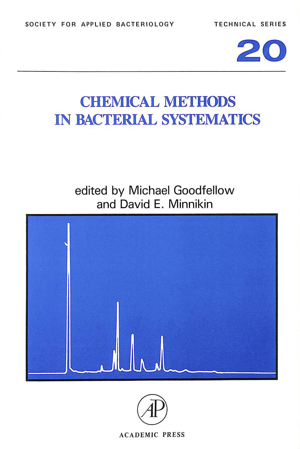Image for Chemical Methods in Bacterial Systematics (Society for Applied Bacteriology Technical Series)