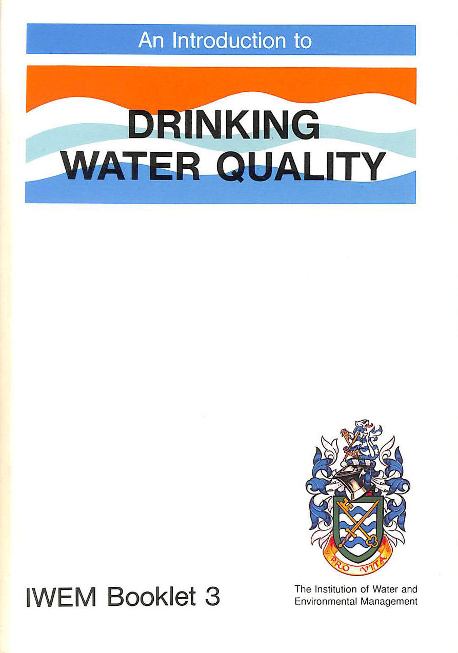 Image for Introduction to Drinking Water Quality (Introductory Booklets)
