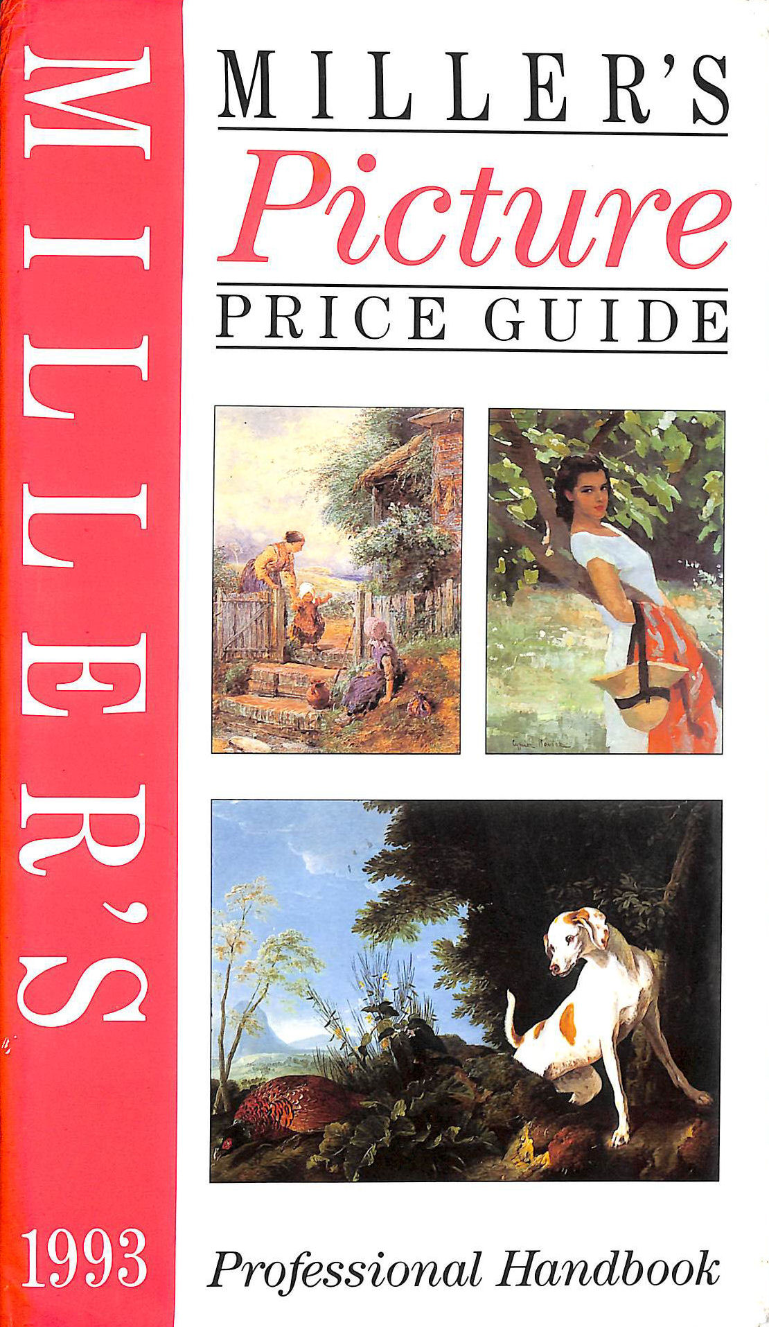 Image for Miller's Picture Price Guide 1993