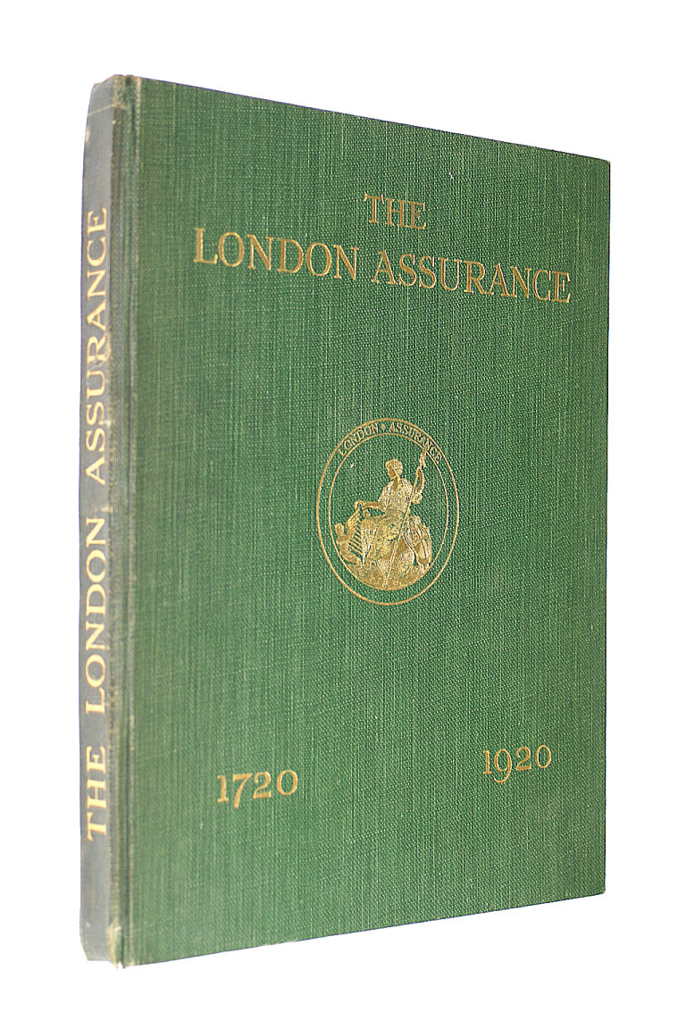 Image for THE LONDON ASSURANCE: 1720- 1920.
