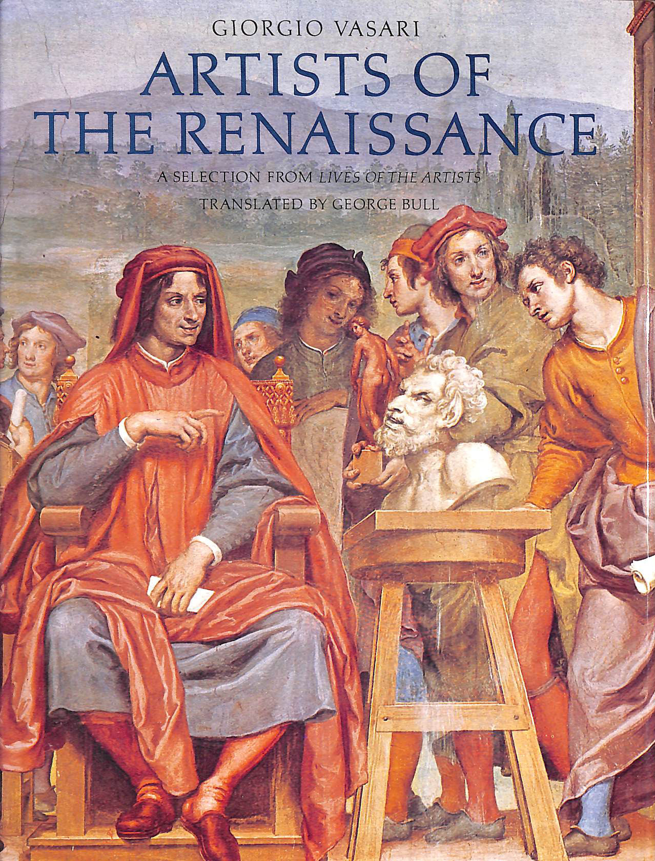 Image for Artists of the Renaissance. An illustrated selection.
