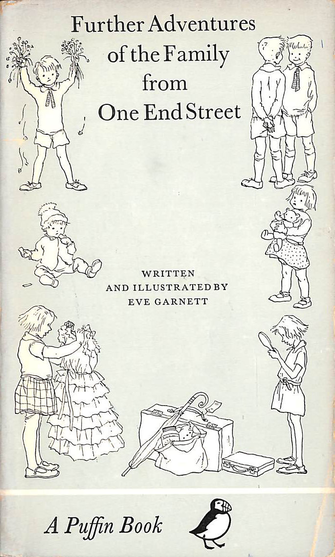 Further Adventures of the Family from One End Street (Puffin Books), Garnett, Eve