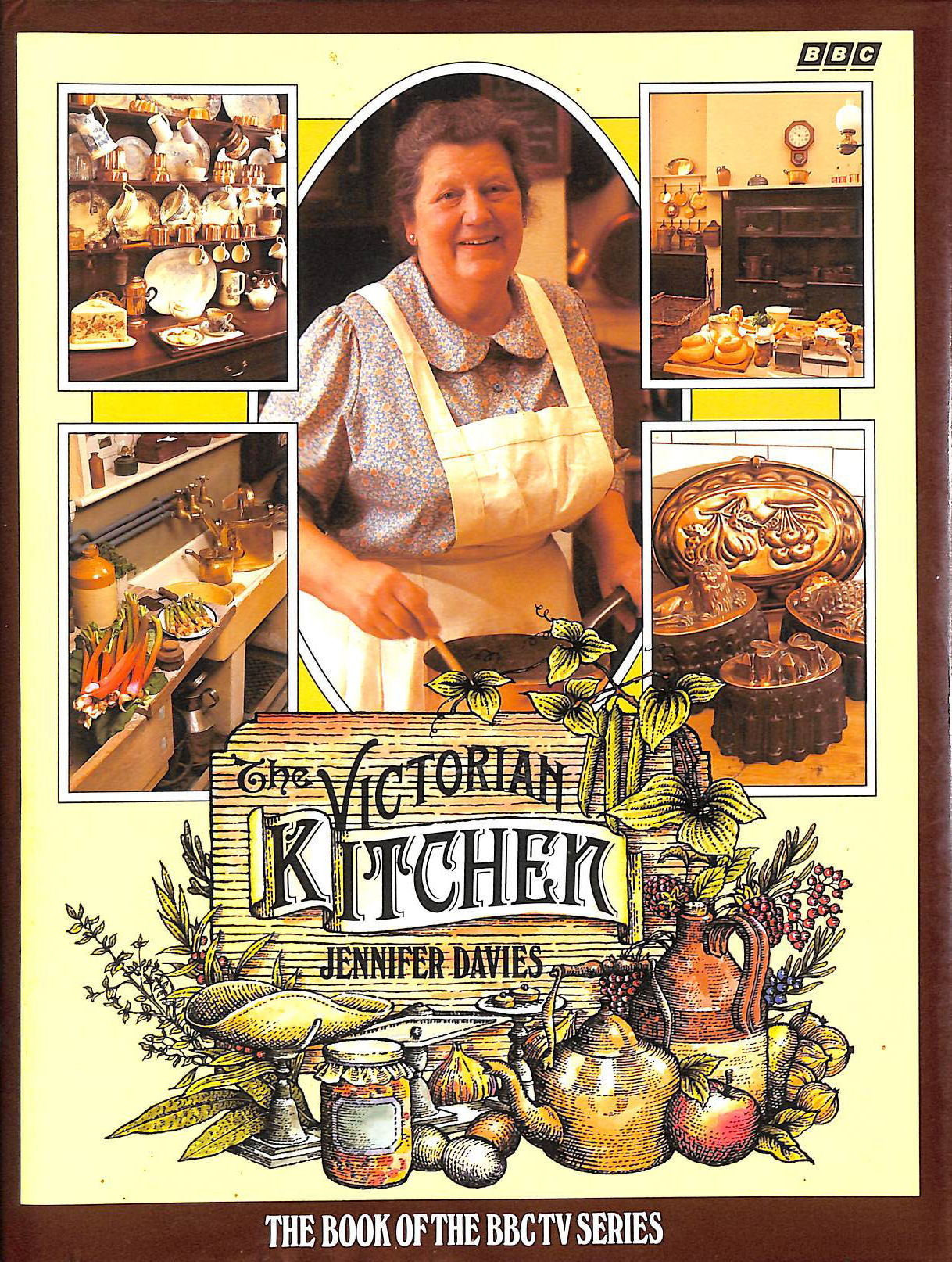Image for The Victorian Kitchen