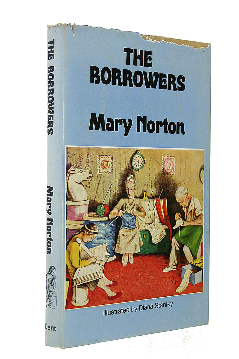 Image for The Borrowers (Children's Illustrated Classics)