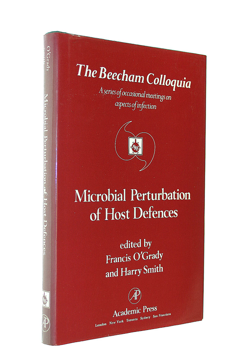 Image for Microbial Perturbation of Host Defences ([The Beecham colloquia])