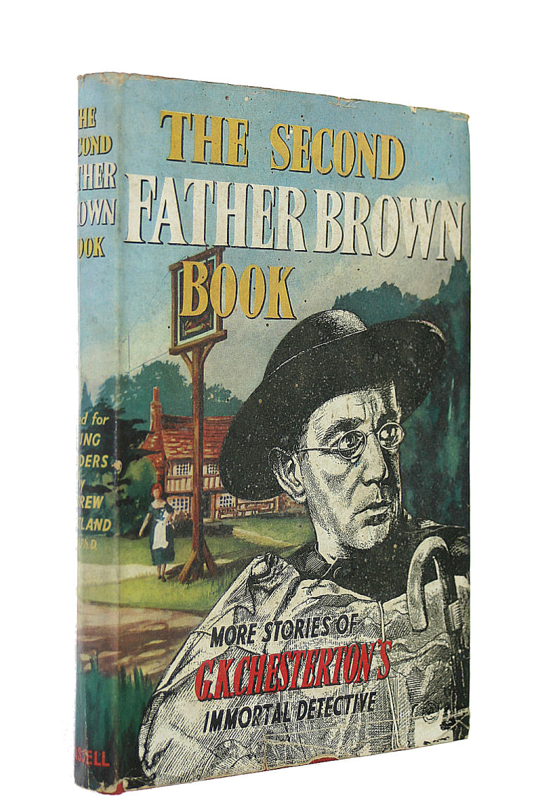 Image for The Second Father Brown Book, (Edited for younger readers by Andrew Scotland)