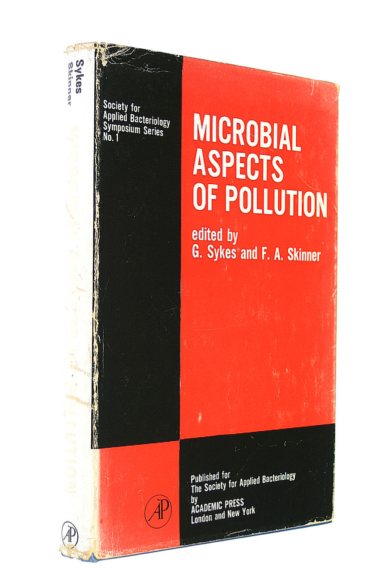 Image for Microbial Aspects of Pollution (Symposium series / Society for Applied Bacteriology)