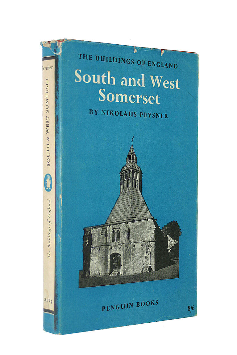 Image for South and West Somerset (The Buildings of England Series No. 14)