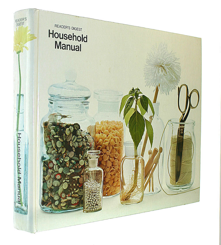 Image for Reader's Digest Household Manual :