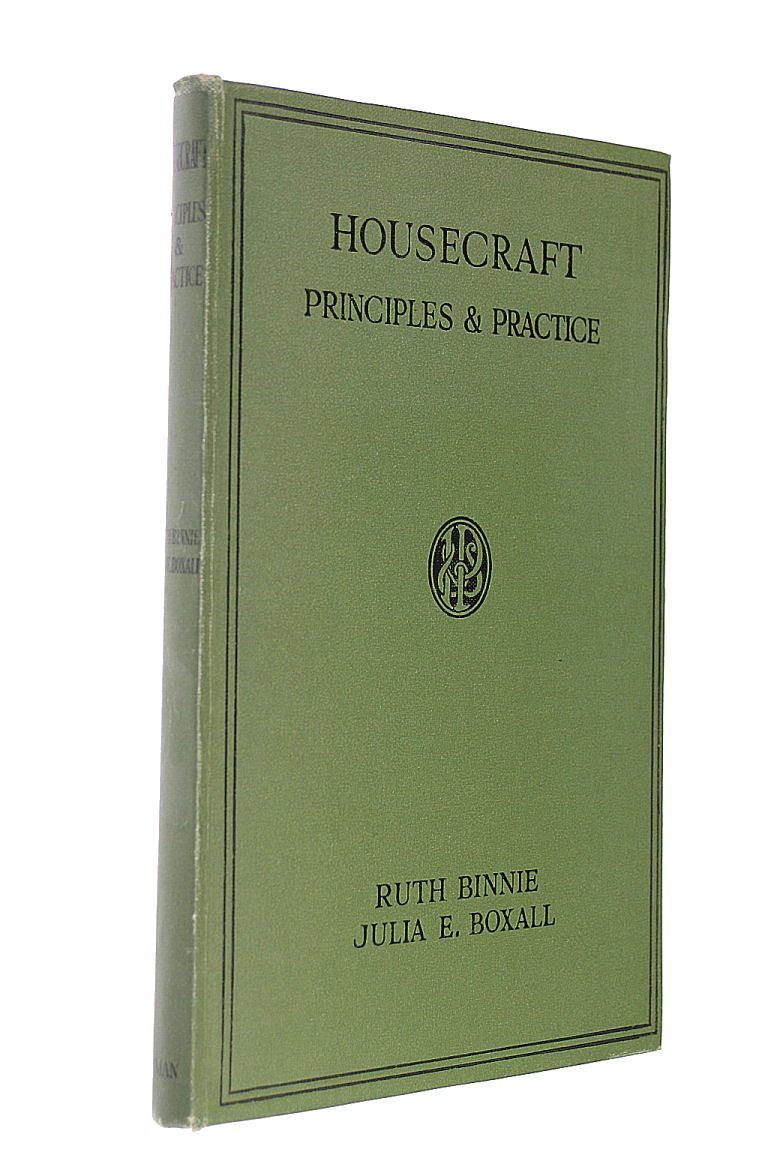 Image for Housecraft Principles & Practice by Ruth Binnie, Julia E. Boxall