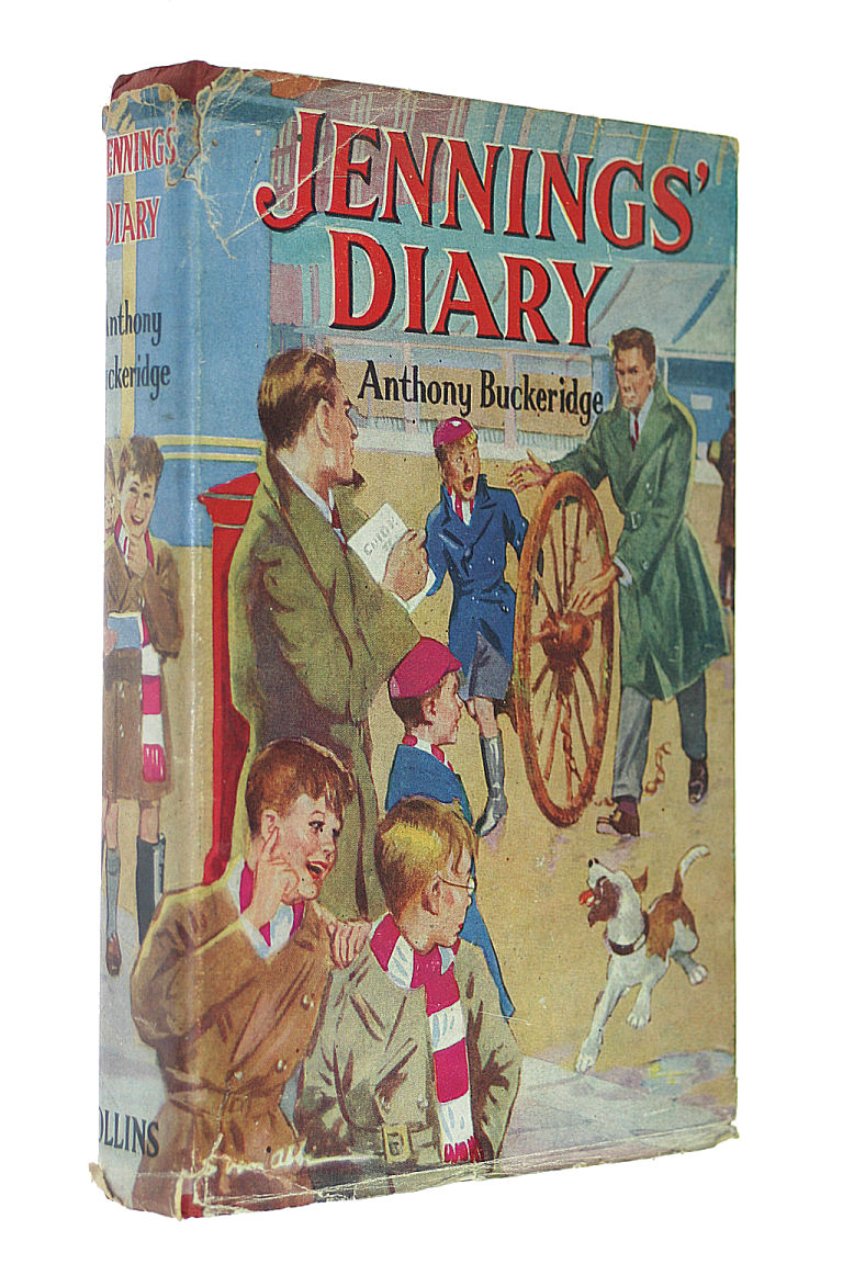 Image for Jenning's Diary