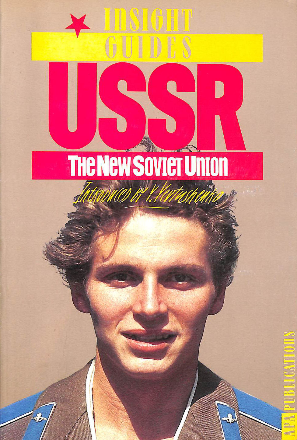 Image for USSR (Insight guides)