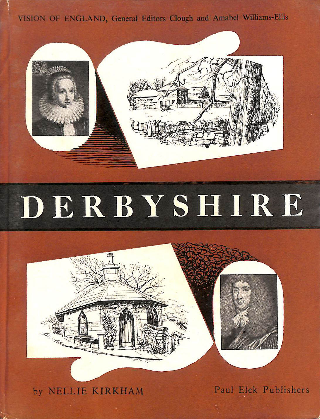 Image for Derbyshire (Vision of England series)