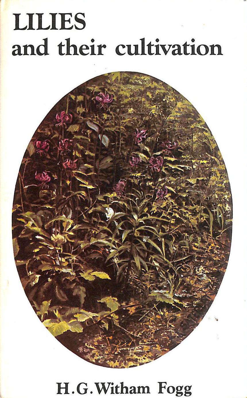 Image for Lilies And Their Cultivation