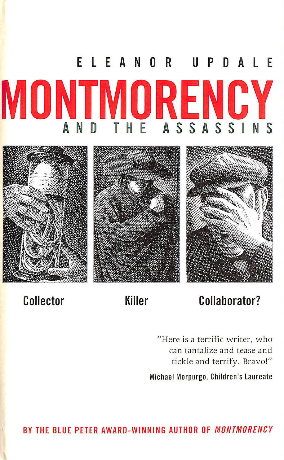Image for Montmorency and the Assassins