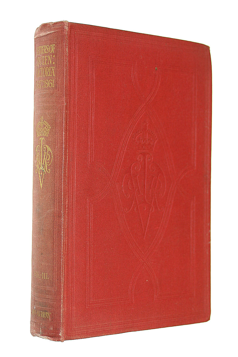 Image for Letters Of Queen Victoria Vol 3. 1854 - 61
