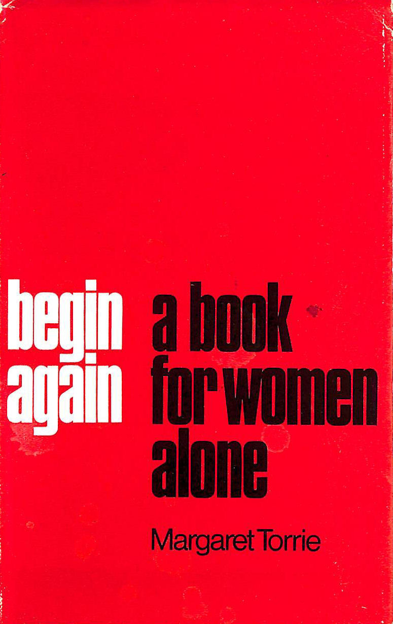Image for Begin Again: A Book for Women Alone