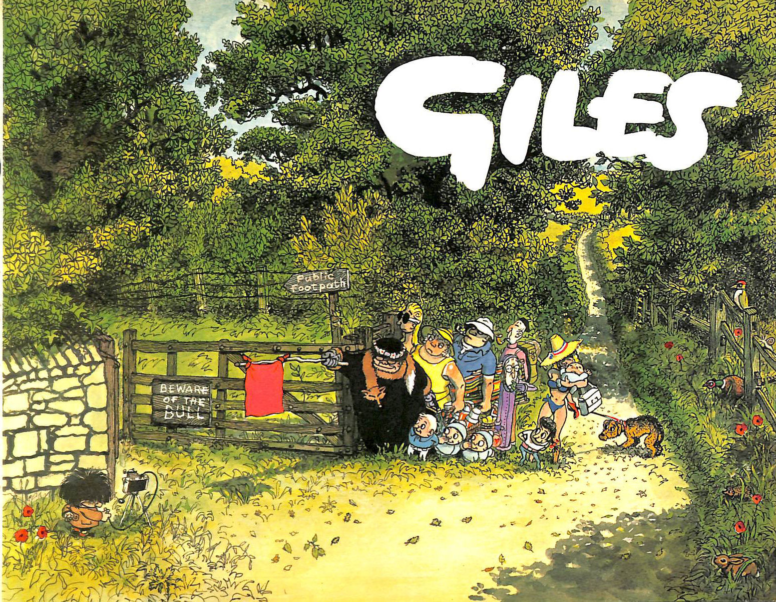 Image for Giles : Sunday Express and Daily Express Cartoons - 33rd Series.
