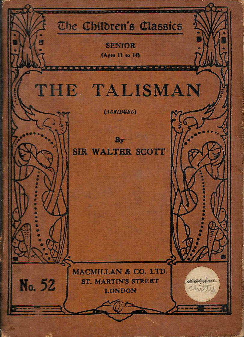 Image for The Talisman., With illustrations (Children's Illustrated Classics - Senior ages 11-14)