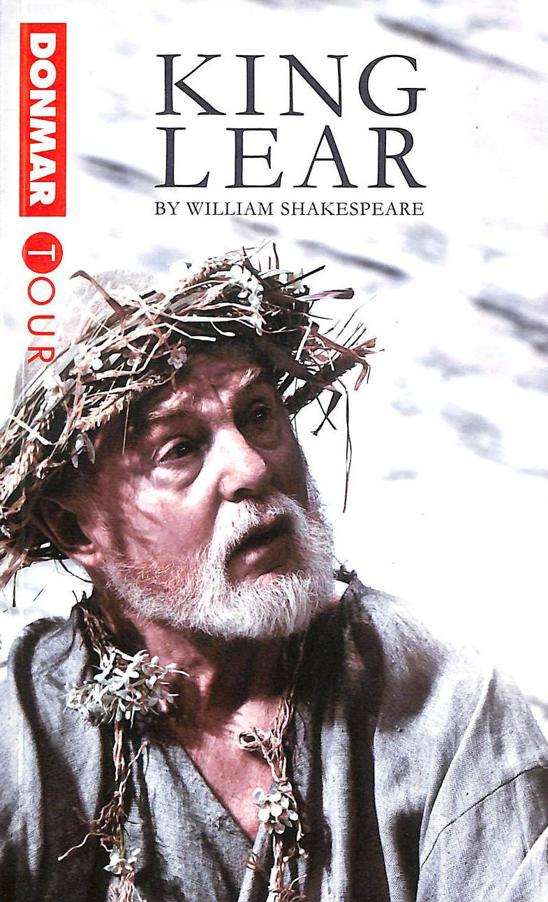 WILLIAM SHAKESPEARE - King Lear 2011 (Donmar Tour Edition)