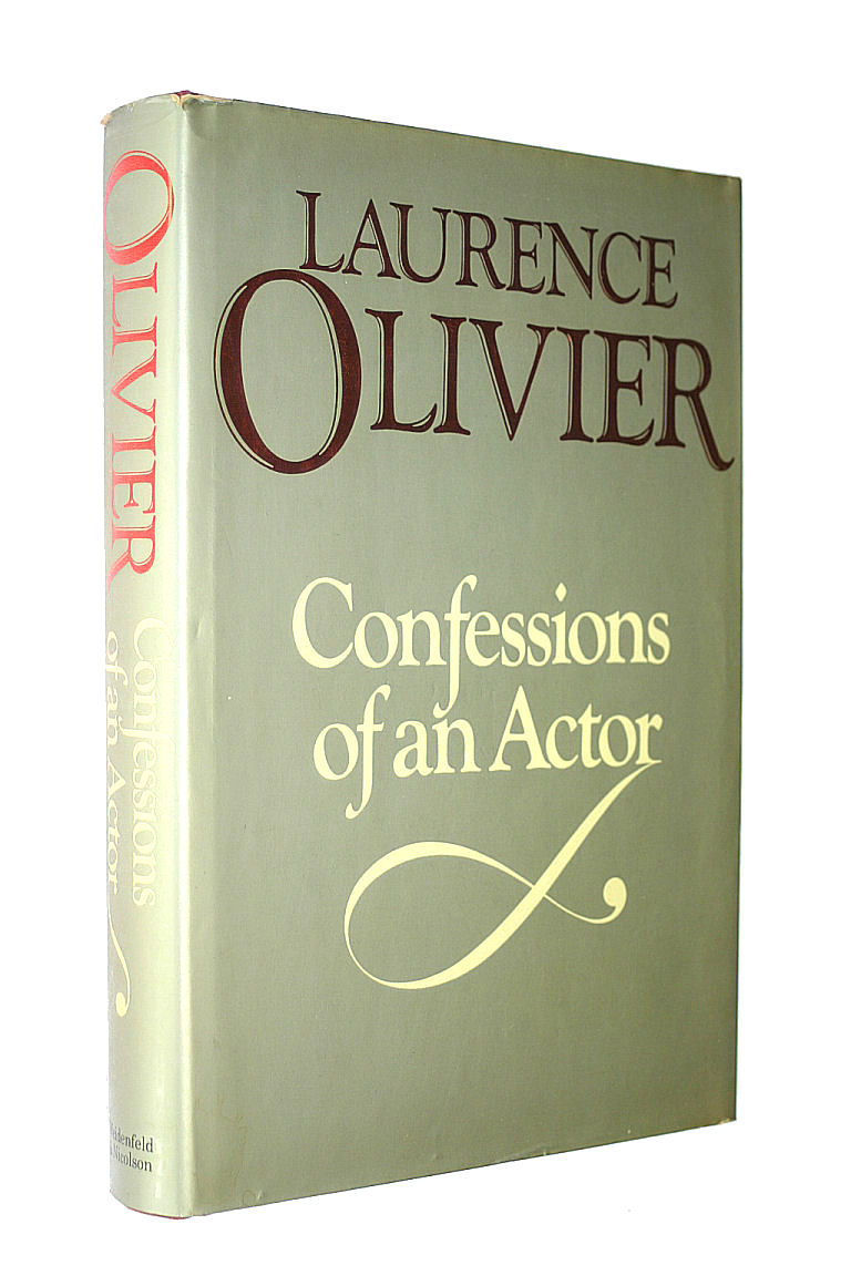 Image for Confessions of an Actor