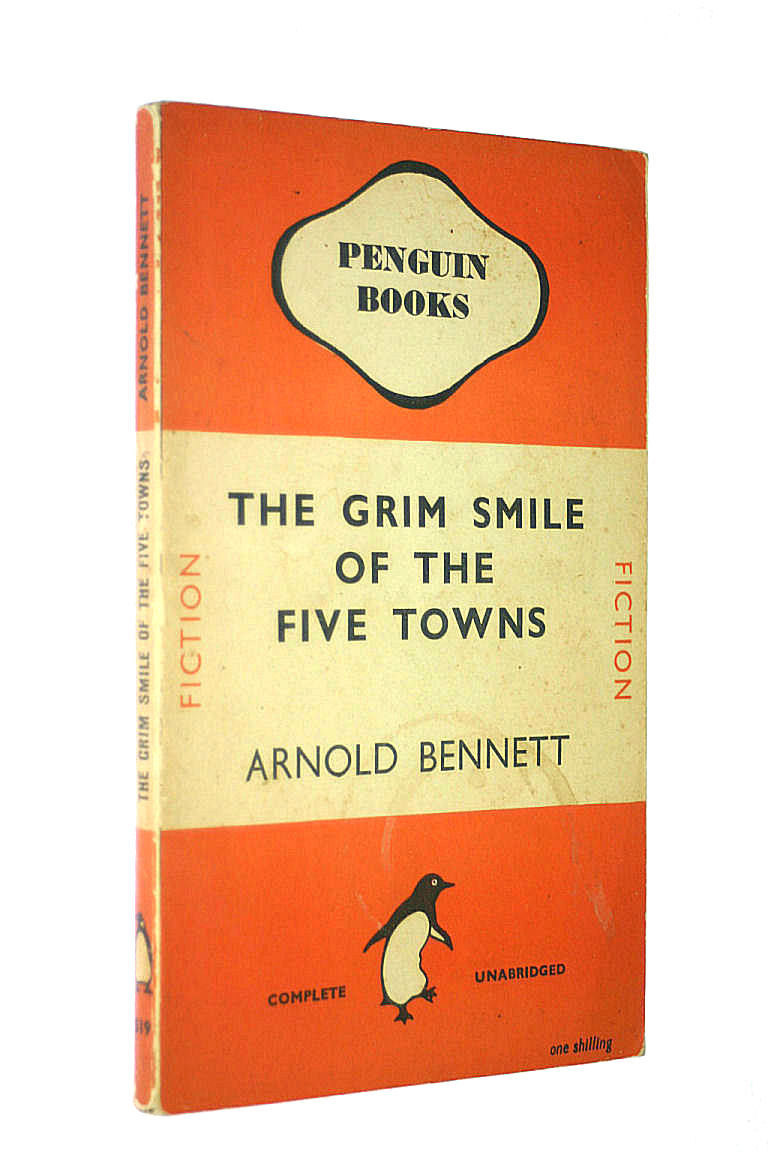 Image for The Grim Smile of the Five Towns