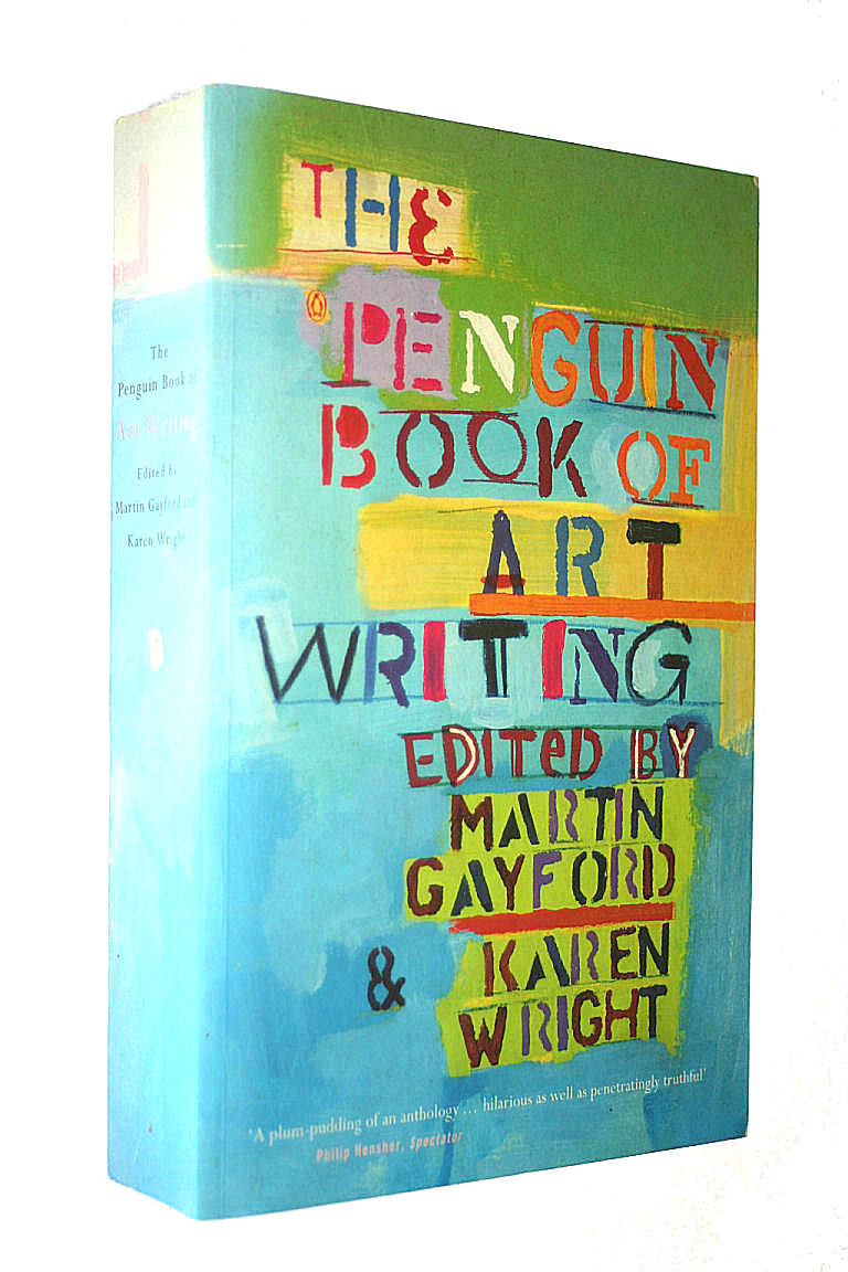Image for The Penguin Book of Art Writing