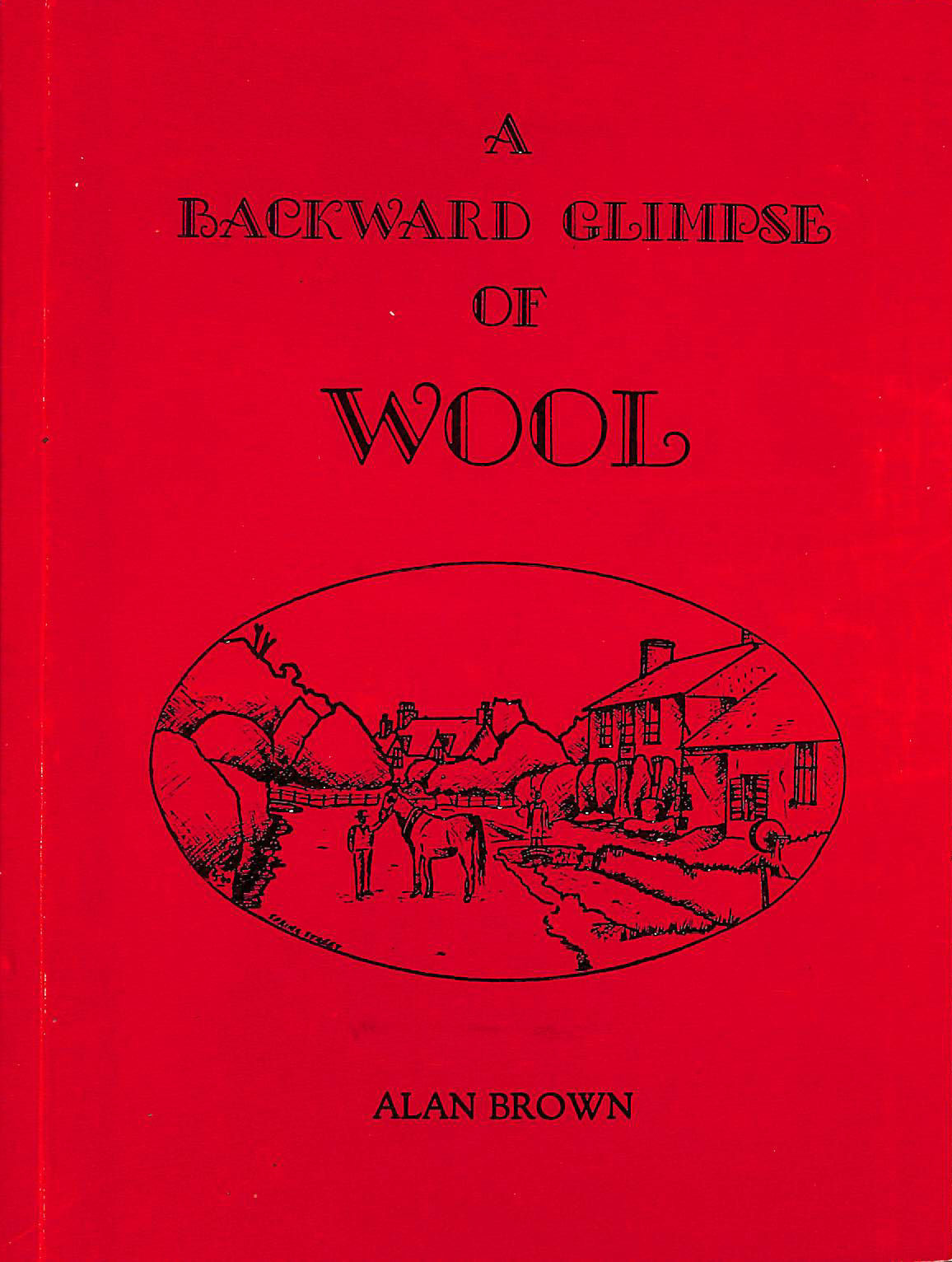 Image for A Backward Glimpse of Wool