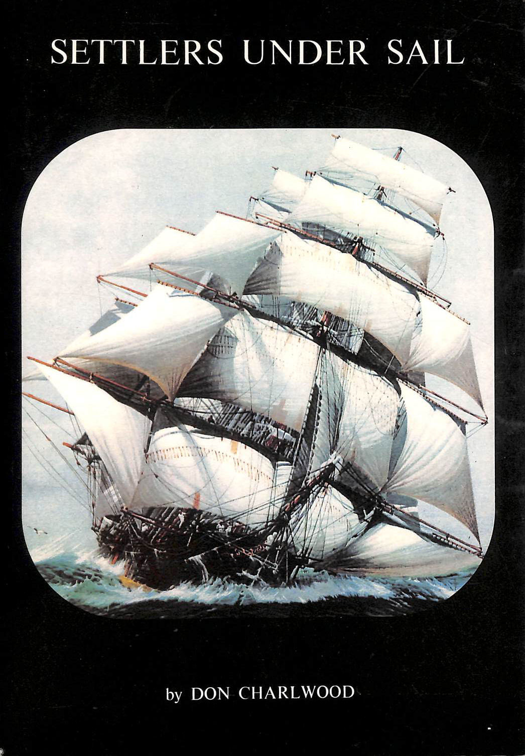 Image for Settlers Under Sail