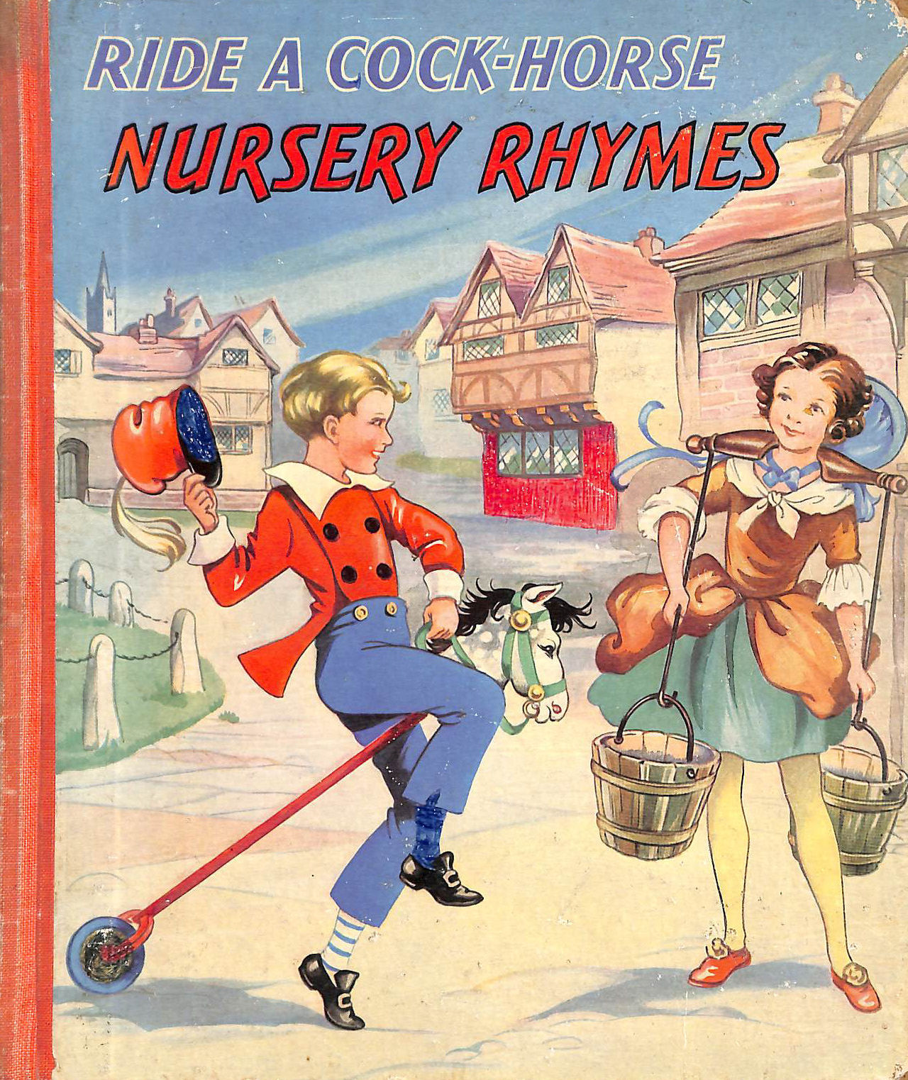 Image for Ride a Cock-Horse Nursery Rhymes