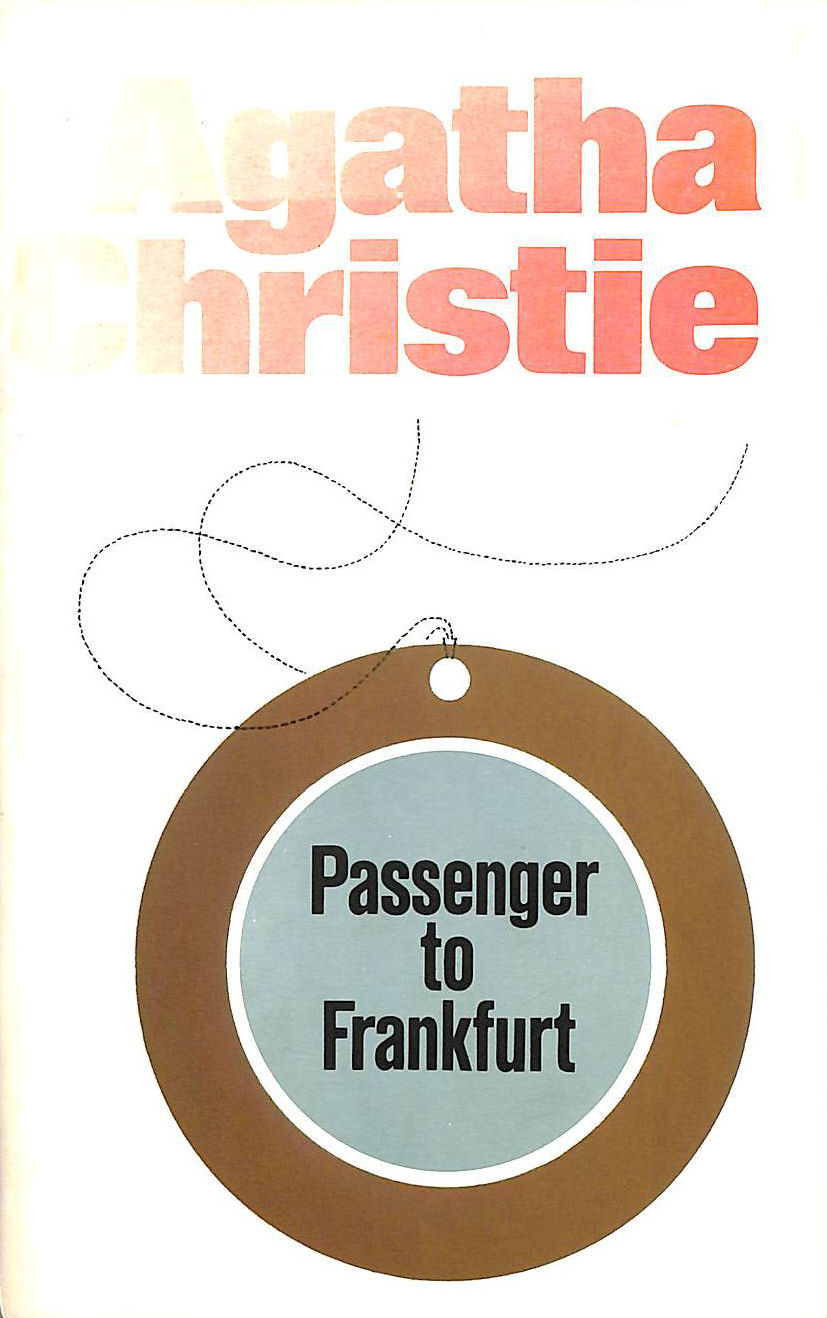 Image for Passenger to Frankfurt  (Agatha Christie Collection)