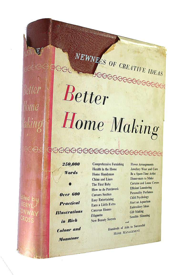 Image for Better Home Making