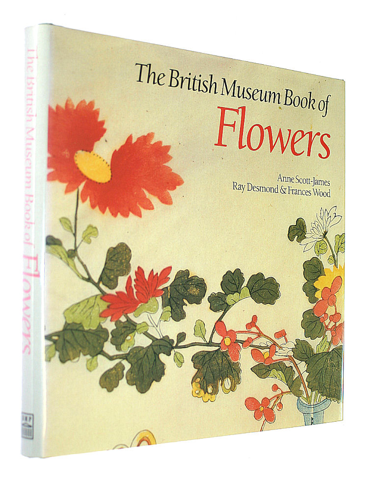 Image for The British Museum Book of Flowers