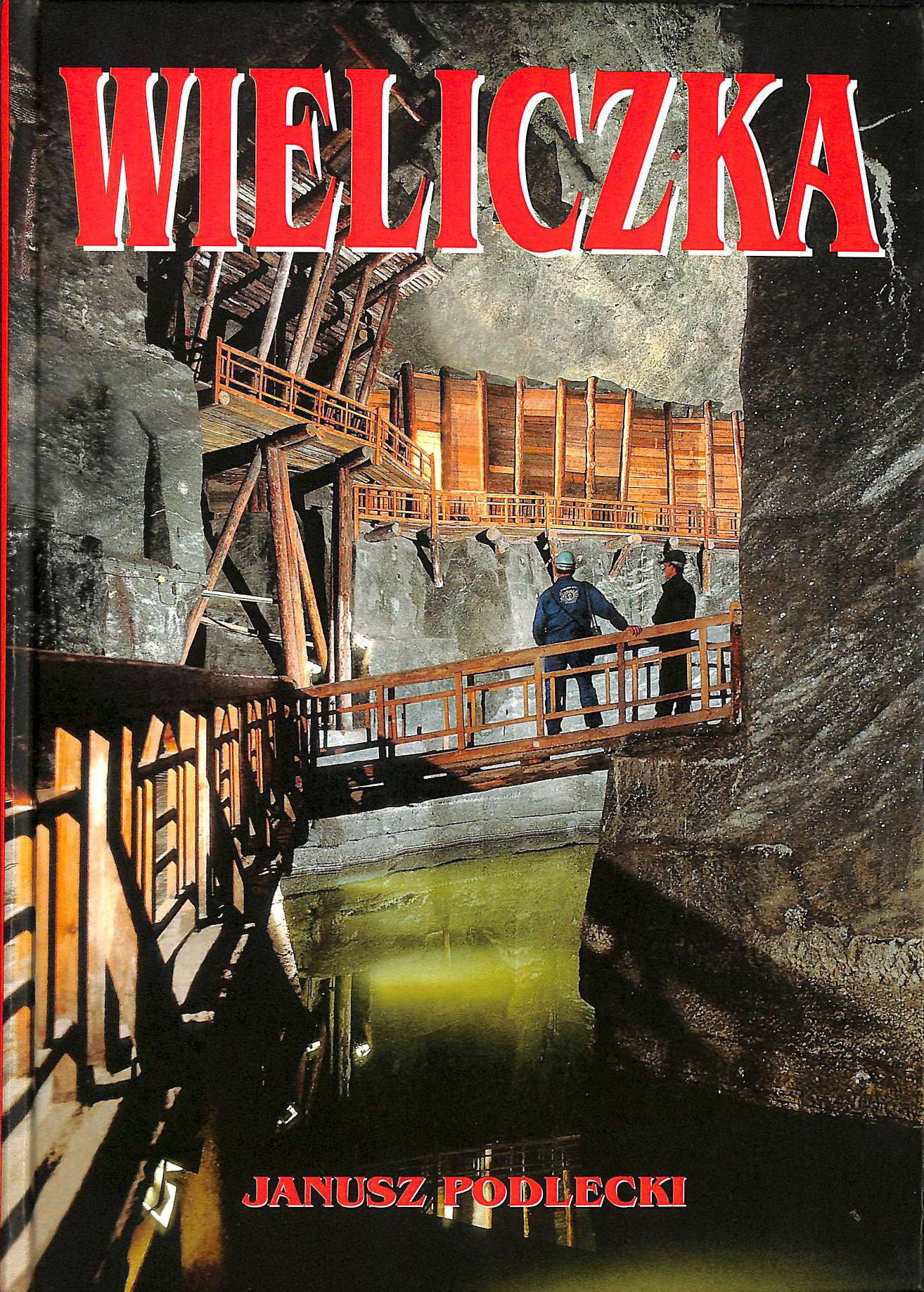 Image for Wieliczka (In English)
