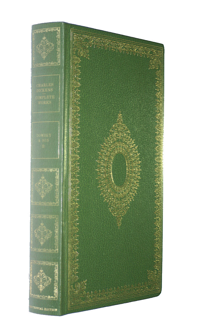 Image for Dombey and Son Vol II : Complete Works Centenniel Edition