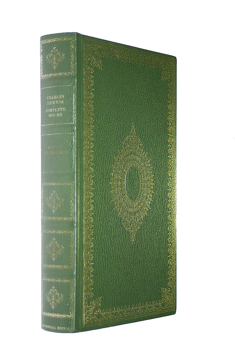 Image for The Life and Adventures of Martin Chuzzlewit. Volume I