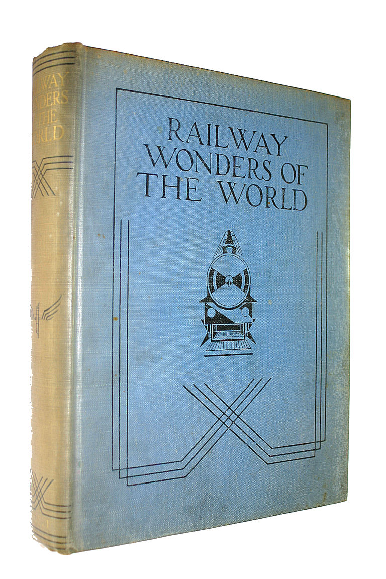 Image for Railway Wonders Of The World