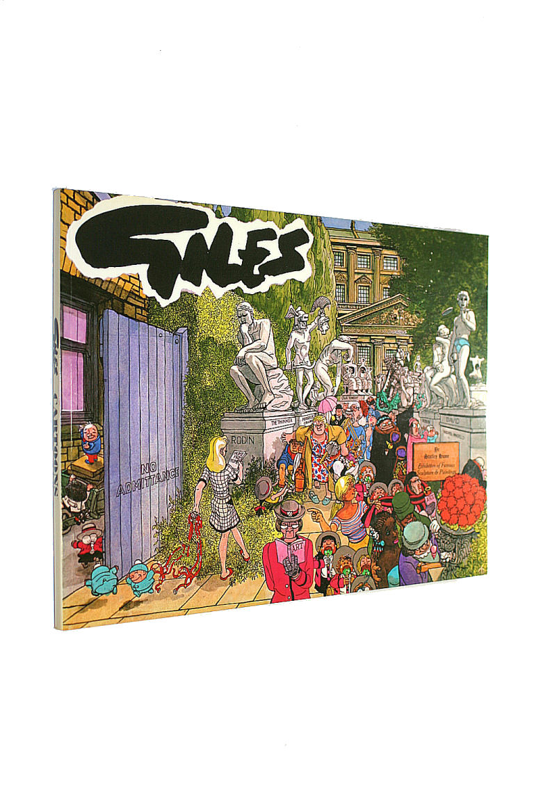 Image for GILES ( annual ) 40th series 1987