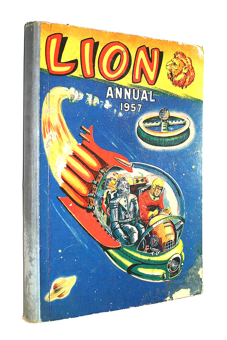 Image for Lion Annual 1957