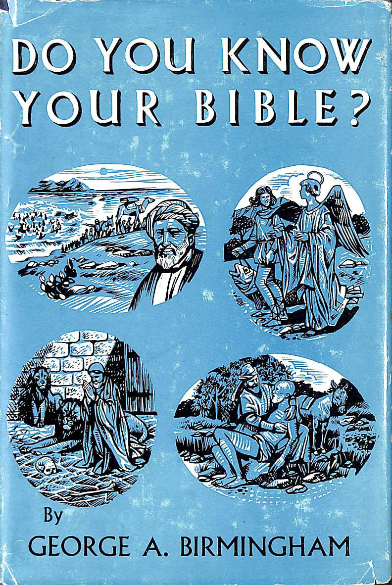 Image for Do You Know Your Bible?