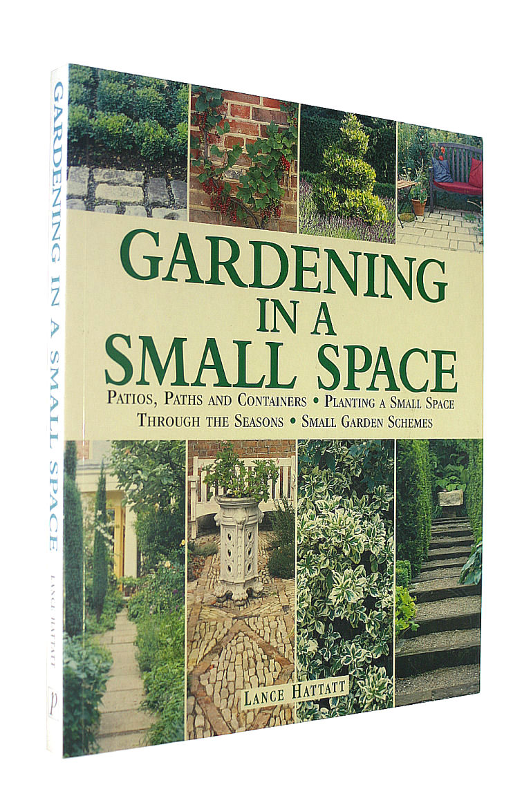 Image for Gardening In A Small Space