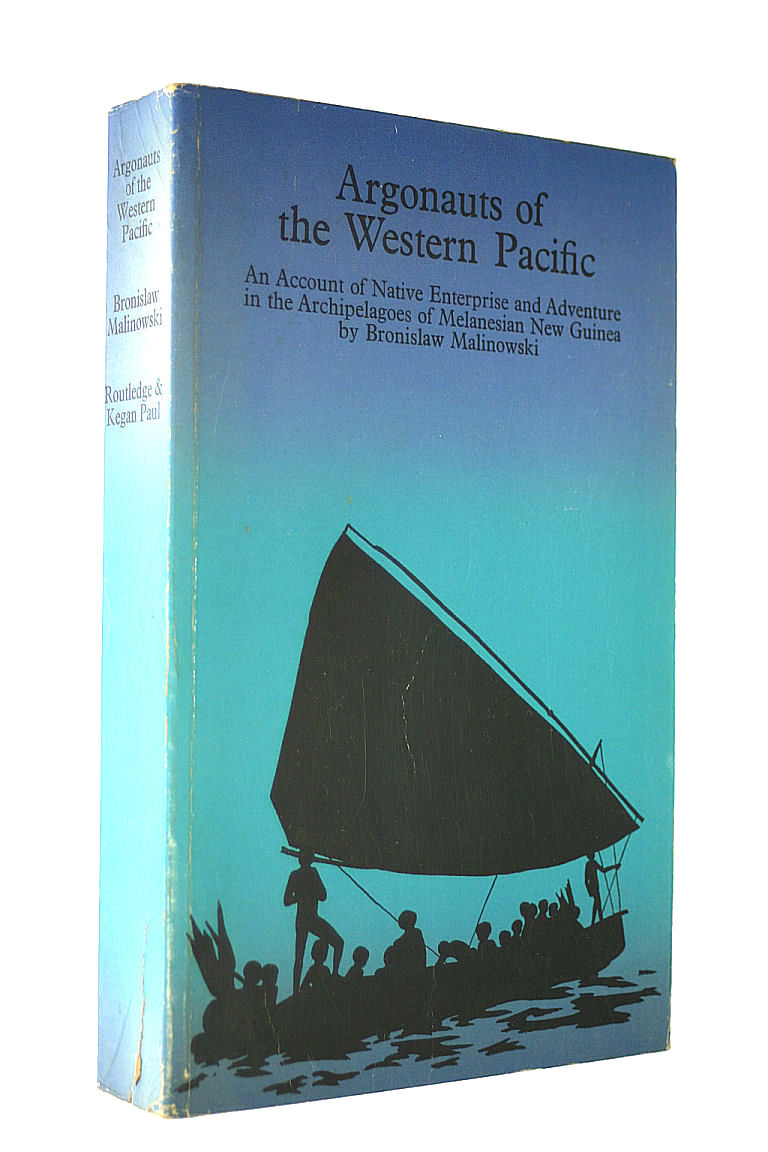 Image for Argonauts of the Western Pacific (Studies in economics and political science)