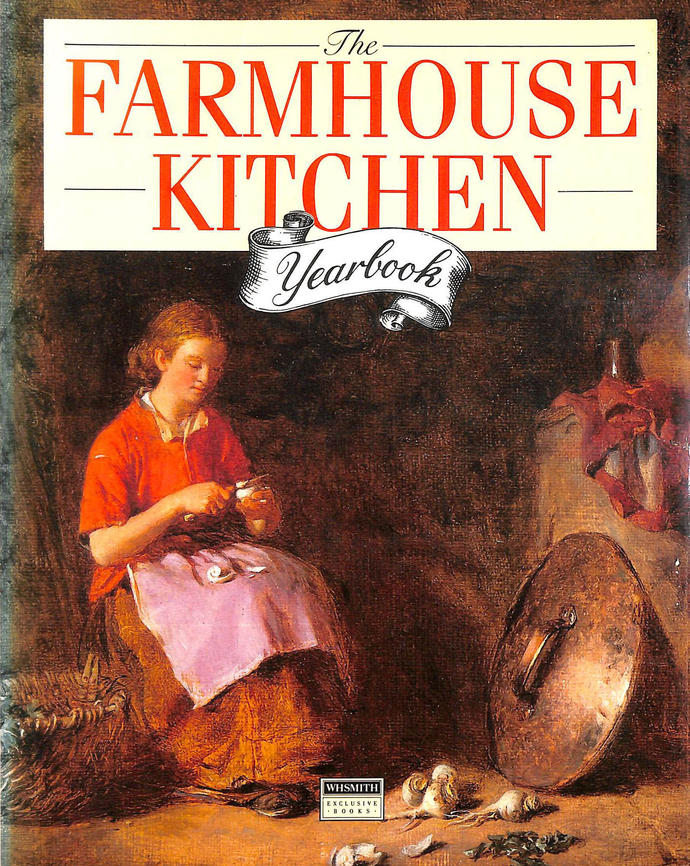 Image for The Farmhouse Kitchen Yearbook