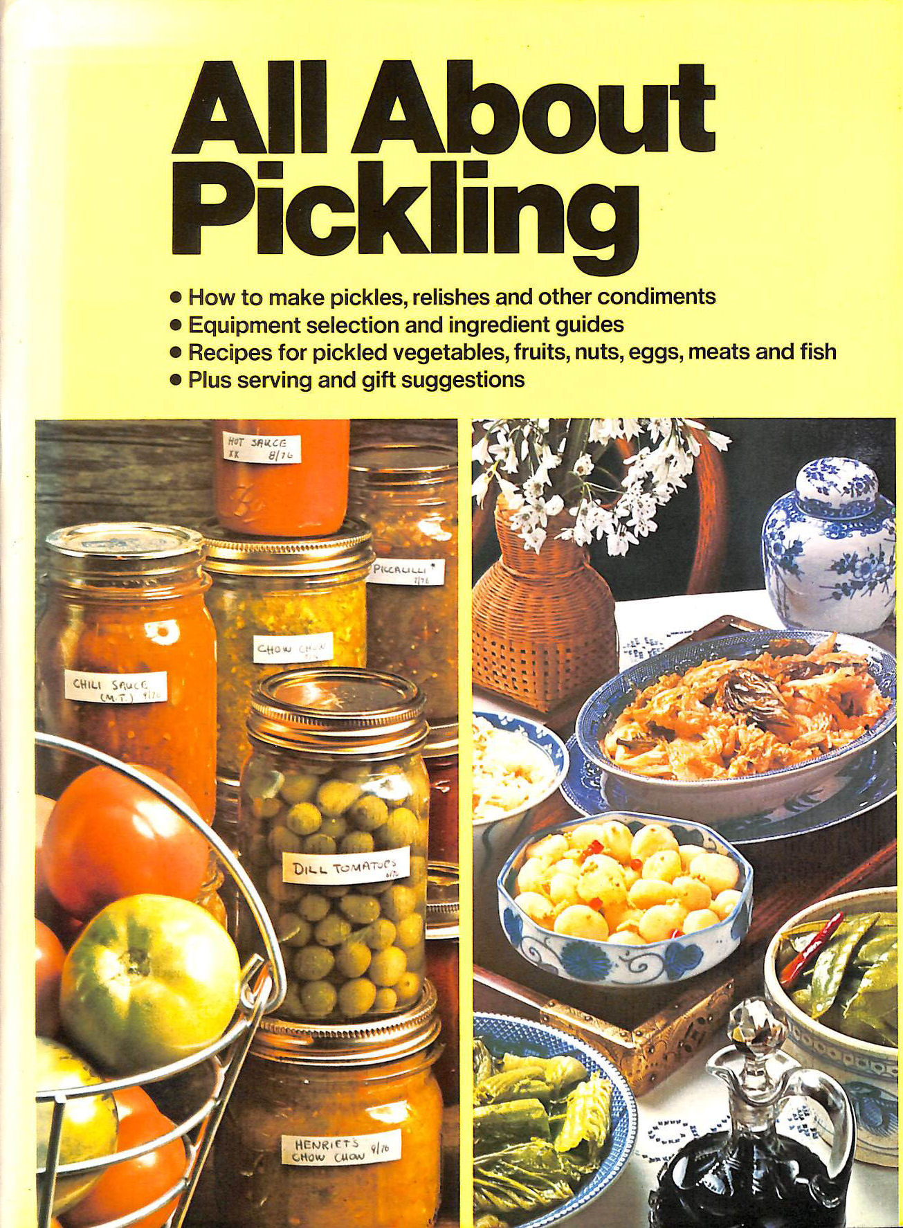 Image for All About Pickling