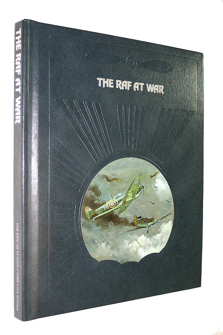 Image for The RAF at War (The Epic of flight)