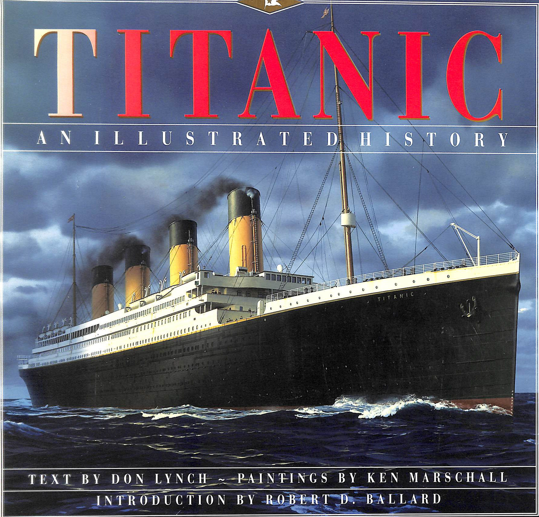 "Image for ""Titanic"": An Illustrated History"