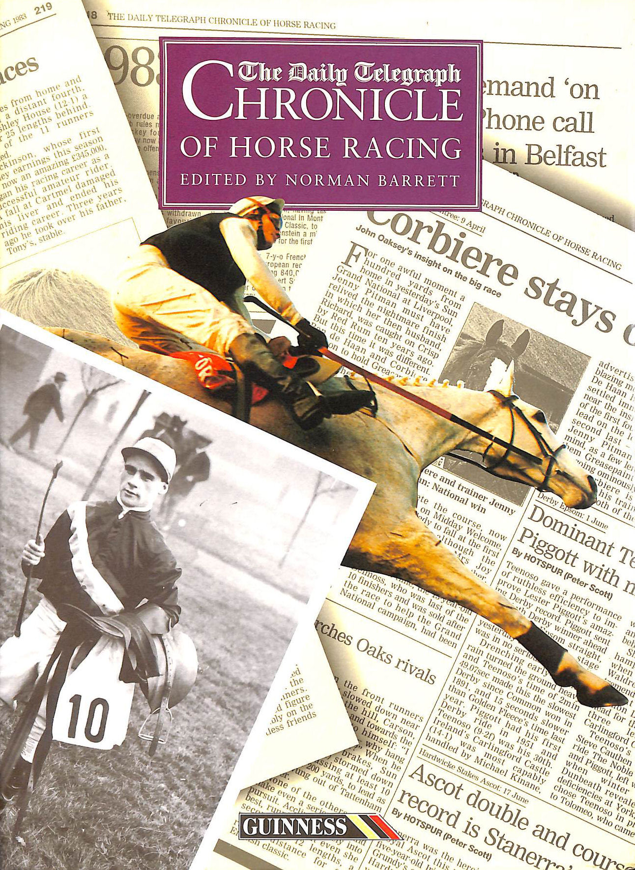 Image for Daily Telegraph Chronicle of Horse Racing