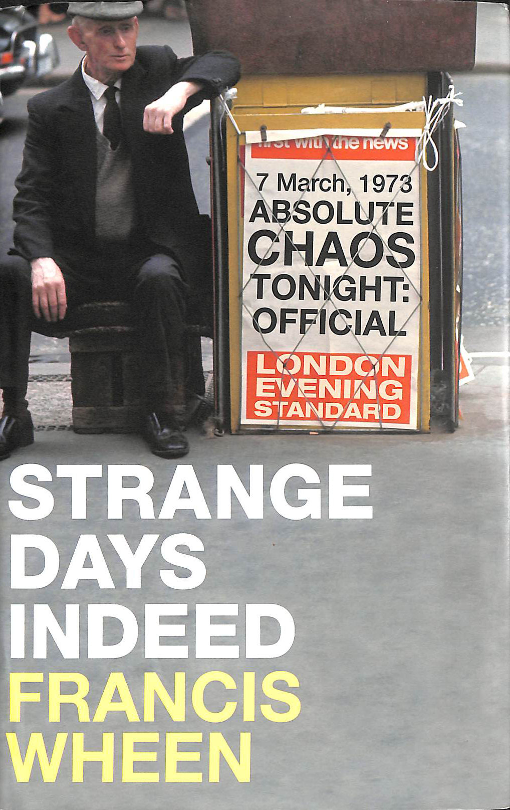 Image for Strange Days Indeed: The Golden Age of Paranoia