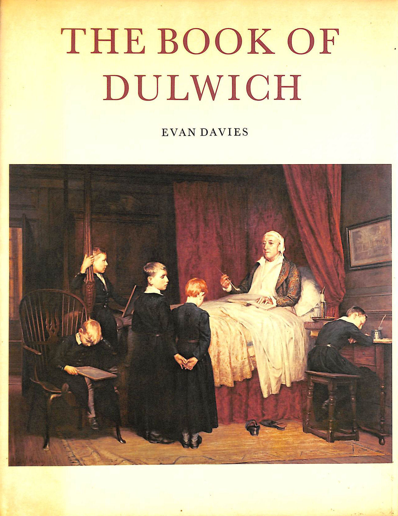 Image for Book of Dulwich